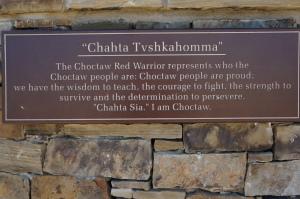 Choctaw Village 001