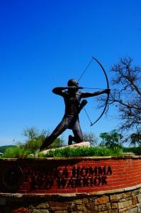 Choctaw Village 004