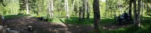 Camping, CO 002